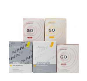 Modere Modere Go Variety + Fitness Combo