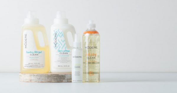 Modere clean and fresh collection.